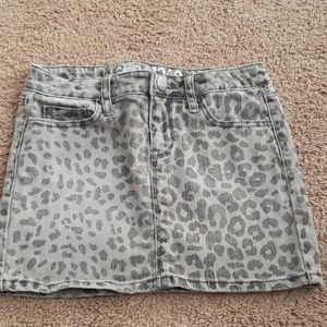 ⭐SALE 4/$20⭐ Gap Kids Denim mini skirt sz 8